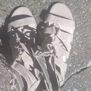 NWT Sam&Libby gladiator sandles